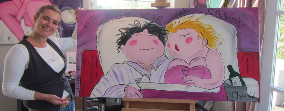 banner-ell-is-workshop-schilderen-Dikke-Dames